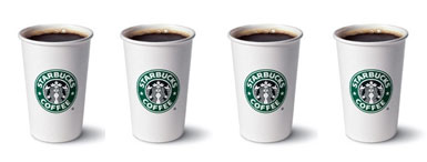 Four cups of coffee a day prevents throat cancer.