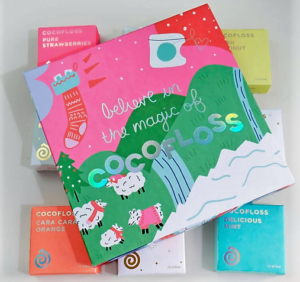 9-piece Floss Fanatic Set Cocofloss