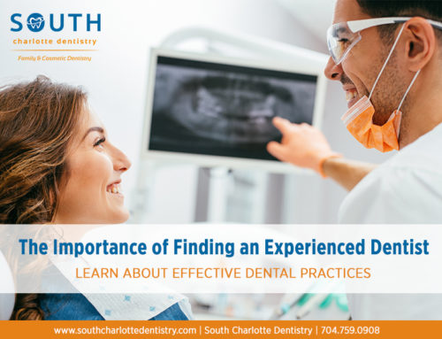 The Importance of Finding an Experienced Dentist