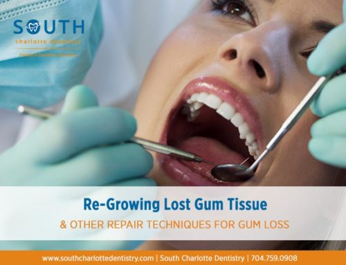 Re-Growing Lost Gum Tissue & Other Repair Techniques for Gum Loss