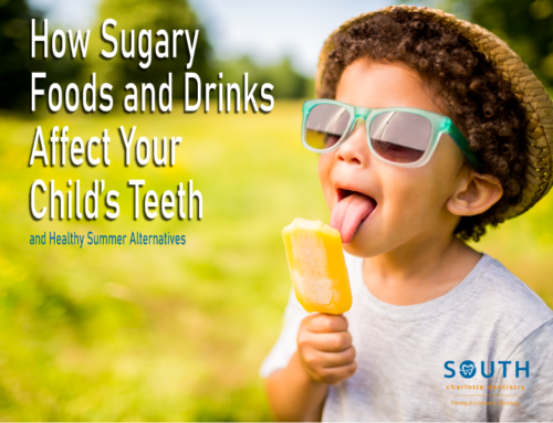 How Sugary Foods and Drinks Affect Your Child's Teeth (and Healthy Summer Alternatives)