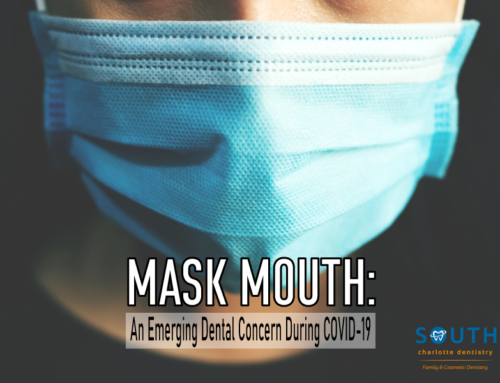 Mask Mouth: An Emerging Dental Concern During COVID-19