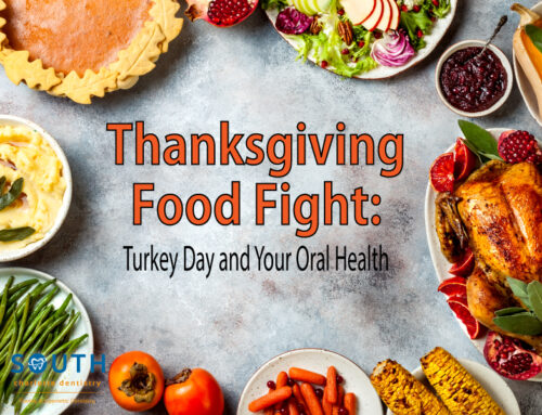 Thanksgiving Food Fight: Turkey Day and Your Oral Health