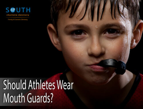 Should Athletes Wear Mouth Guards?
