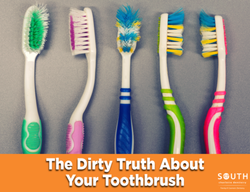 The Dirty Truth About Your Toothbrush