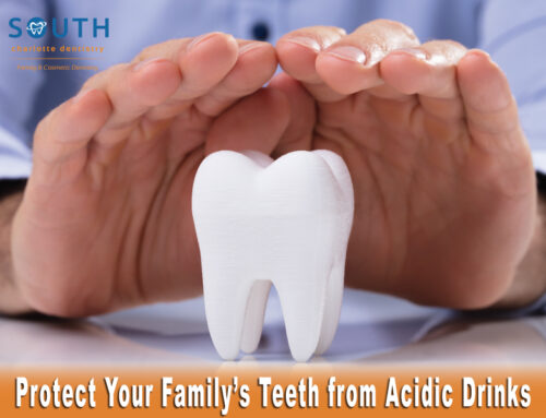Protect Your Family's Teeth from Acidic Drinks