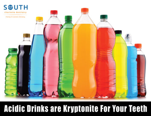 Acidic Drinks are Kryptonite For Your Teeth