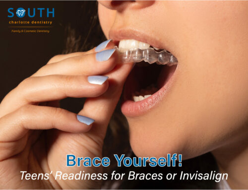 Brace Yourself! Teens' Readiness for Braces or Invisalign